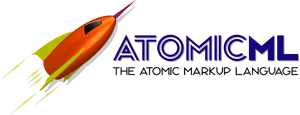 AtomicML - The Atomic Markup Language